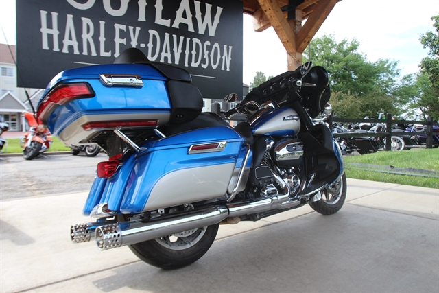2018 Harley-Davidson Electra Glide Ultra Classic at Outlaw Harley-Davidson
