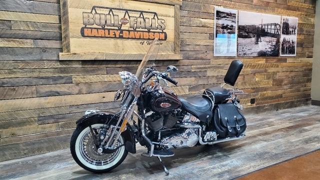 2002 Harley-Davidson FLSTS at Bull Falls Harley-Davidson