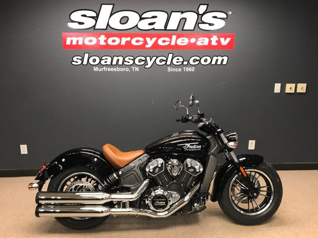 2019 Indian Scout Base at Sloan's Motorcycle, Murfreesboro, TN, 37129