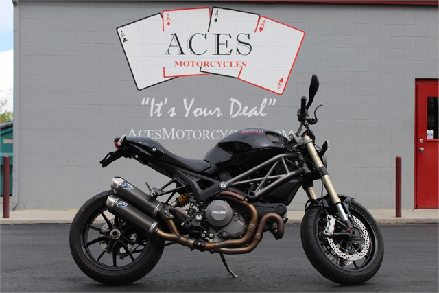 2012 Ducati Monster 1100 EVO at Aces Motorcycles - Fort Collins