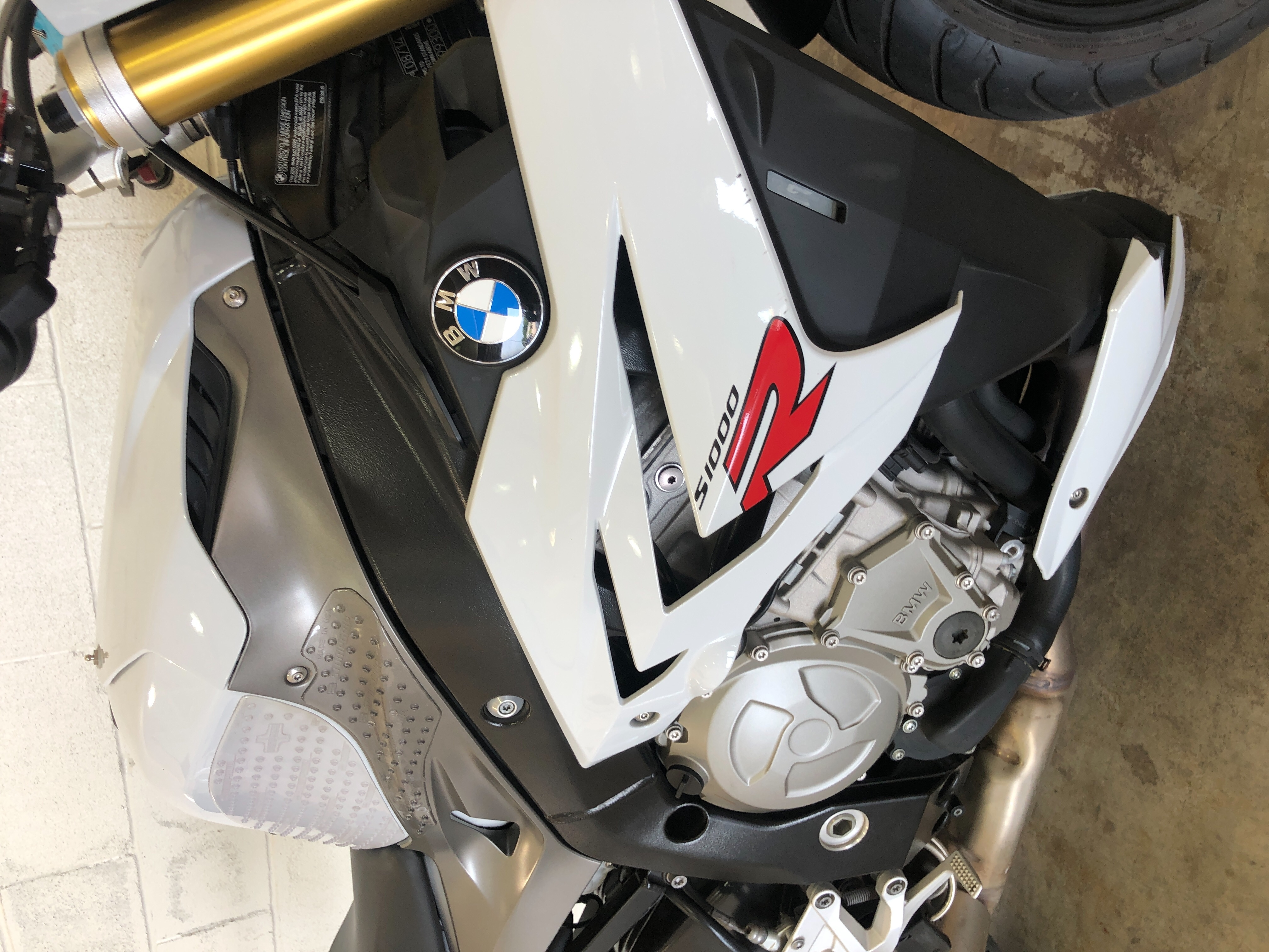 2015 BMW S 1000 R at Twisted Cycles