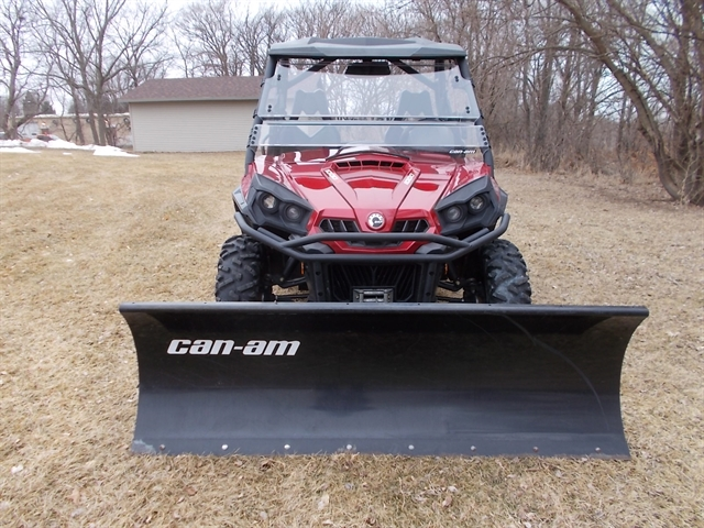 2018 Can-Am Commander XT 1000R at Nishna Valley Cycle, Atlantic, IA 50022