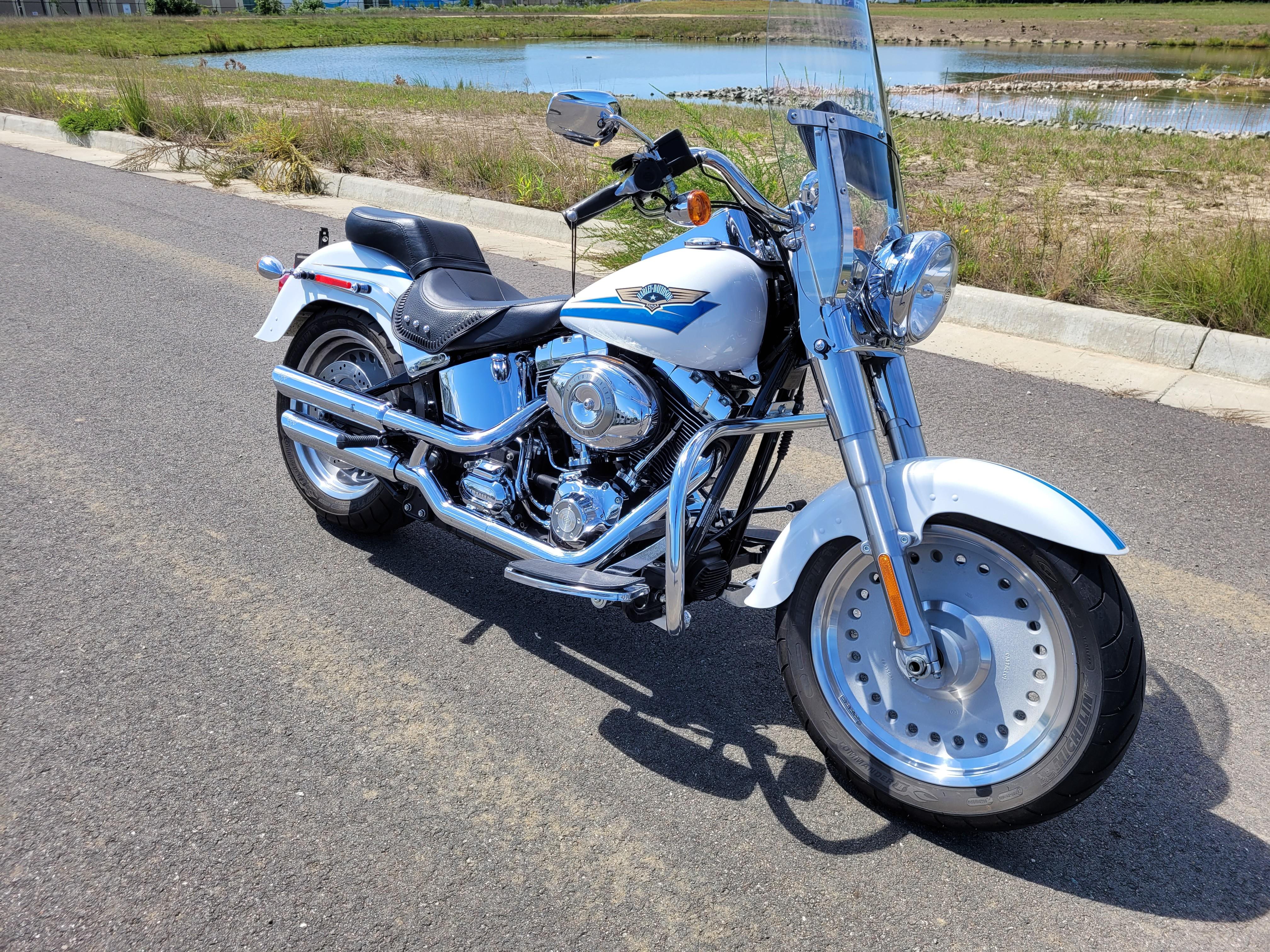 2007 Harley-Davidson Softail Fat Boy at Richmond Harley-Davidson