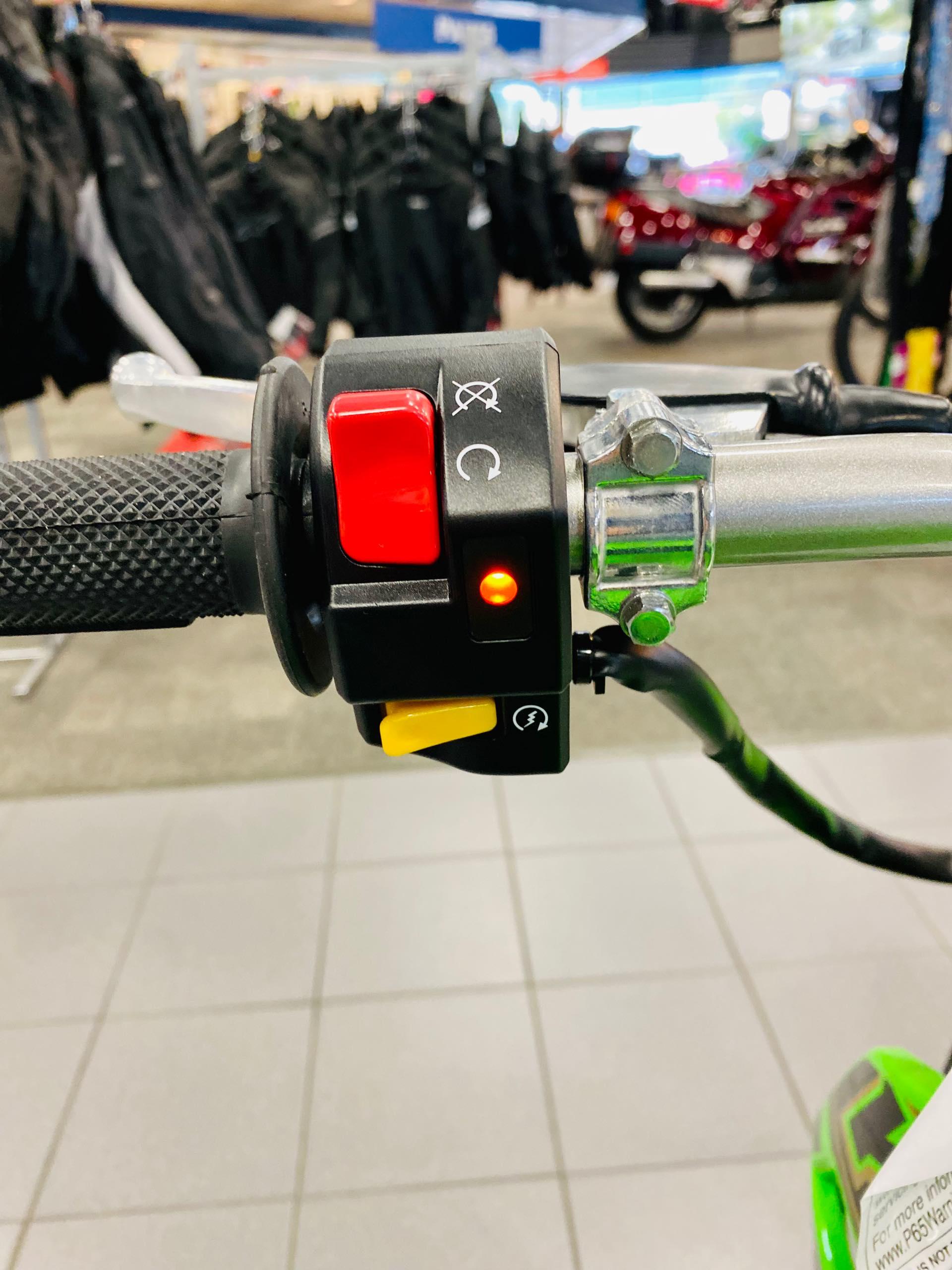 2021 Kawasaki KLX 140R at Rod's Ride On Powersports