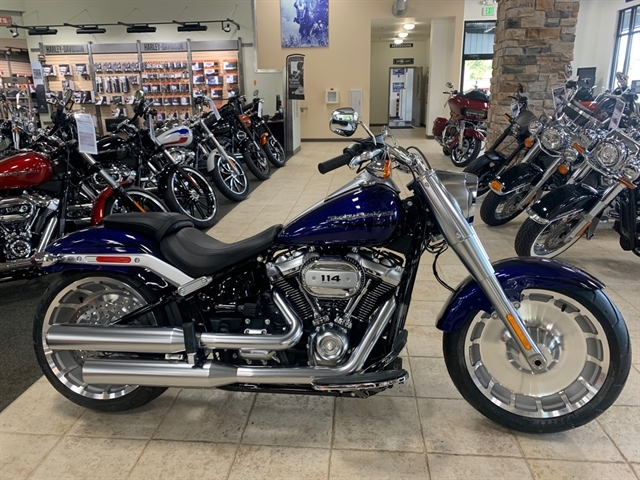 2020 Harley-Davidson FLFBS at Destination Harley-Davidson®, Silverdale, WA 98383