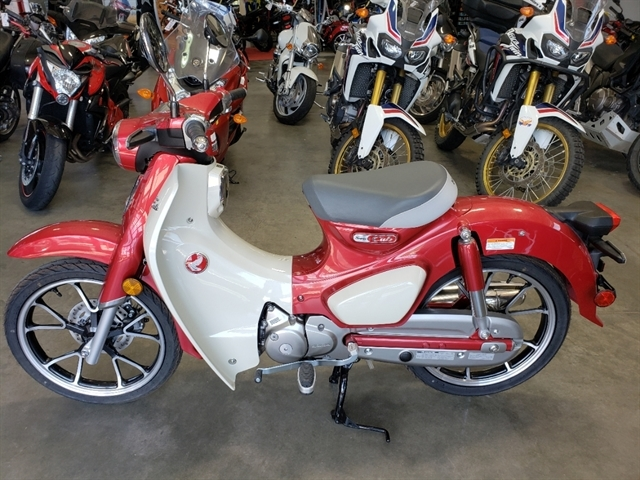 2020 Honda Super Cub C125 ABS at Interstate Honda