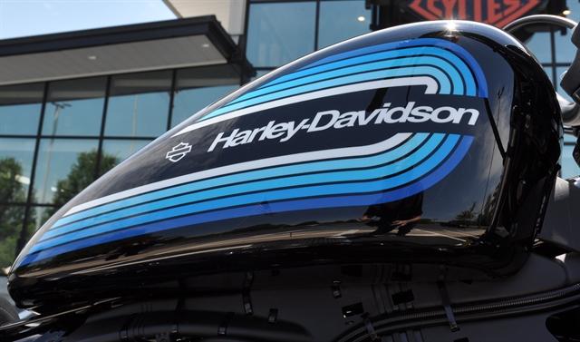2019 Harley-Davidson Sportster Iron 1200 at All American Harley-Davidson, Hughesville, MD 20637