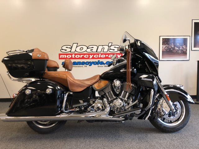 2016 Indian Roadmaster Base at Sloan's Motorcycle, Murfreesboro, TN, 37129