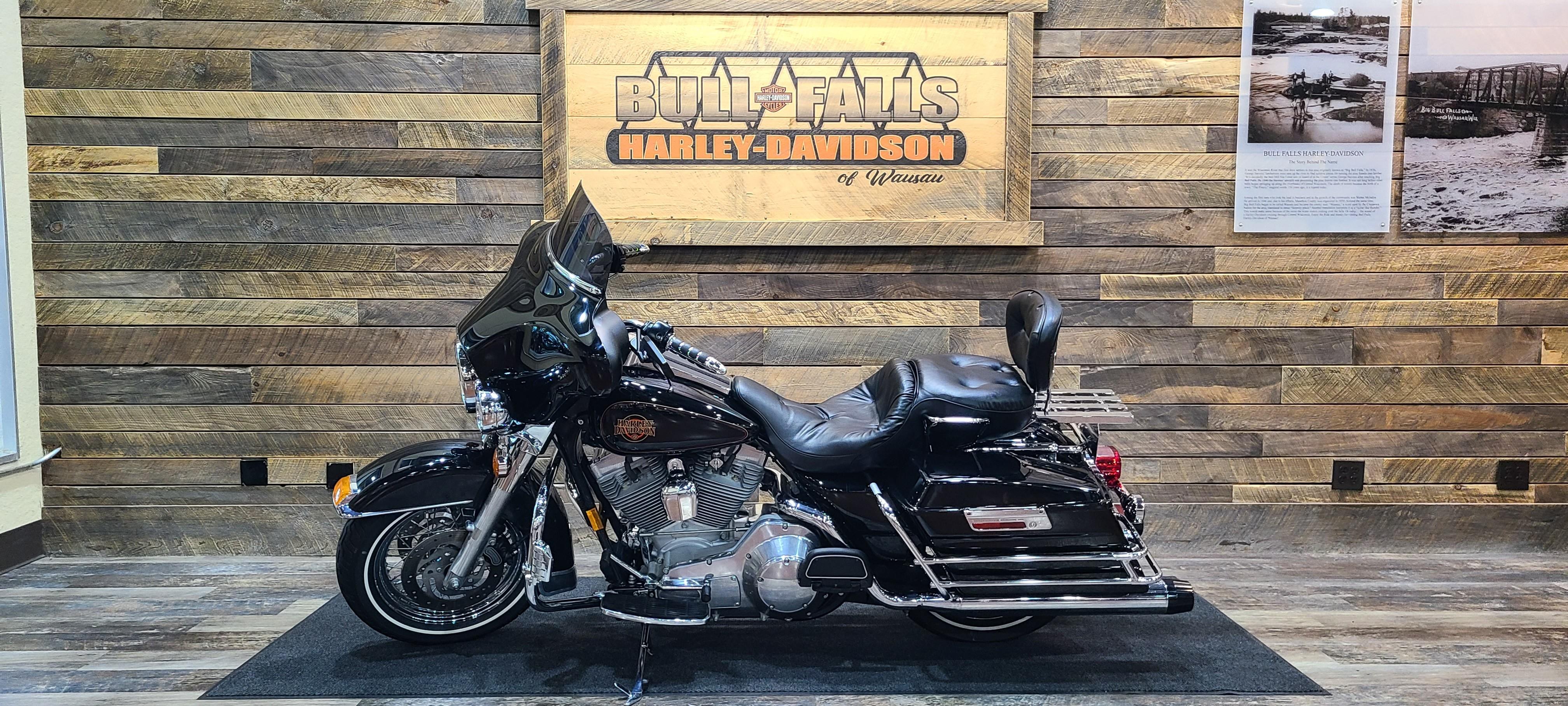 2002 Harley-Davidson FLHT at Bull Falls Harley-Davidson