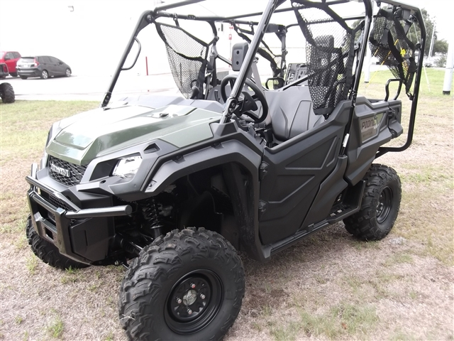 2018 Honda Pioneer 1000-5 Base at Kent Motorsports, New Braunfels, TX 78130