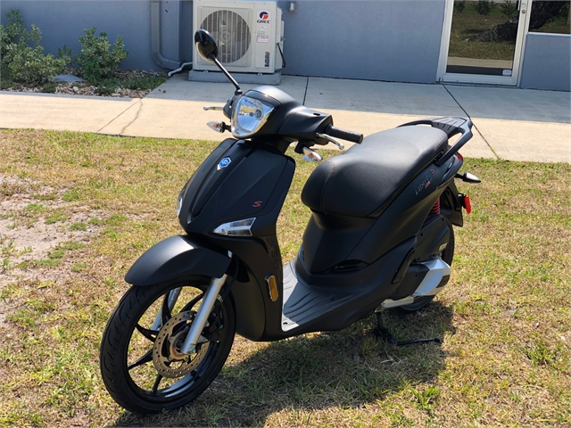 2021 Piaggio LIBERTY 150 S at Powersports St. Augustine