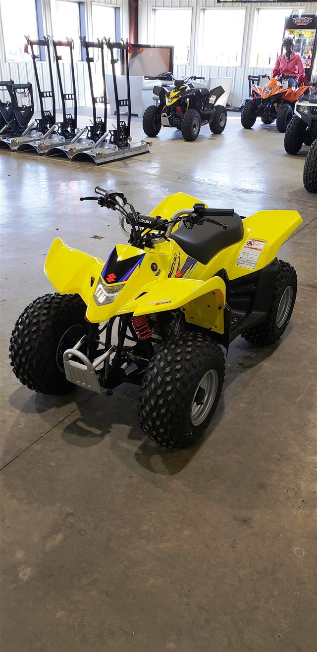 2019 Suzuki LT-Z50 at Lincoln Power Sports, Moscow Mills, MO 63362