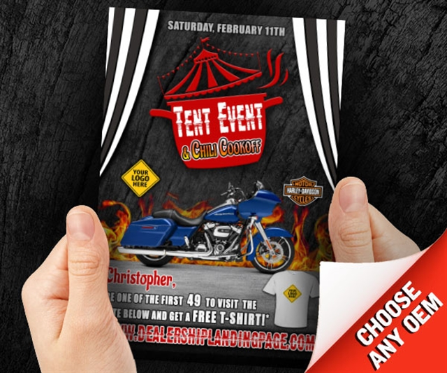 2018 ANYTIME Tent Event Powersports at PSM Marketing - Peachtree City, GA 30269