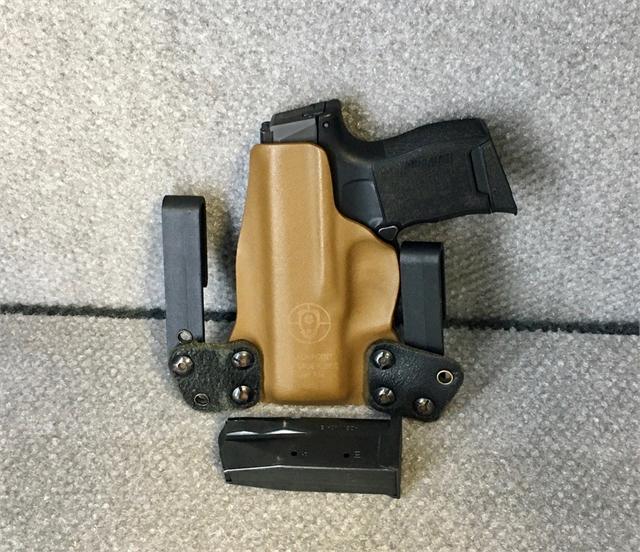 2018 Sig Sauer Handgun at Harsh Outdoors, Eaton, CO 80615