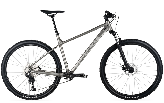 2021 Norco Bike Storm 1 XS SM M 27.5 and L29 - Silver at Full Circle Cyclery