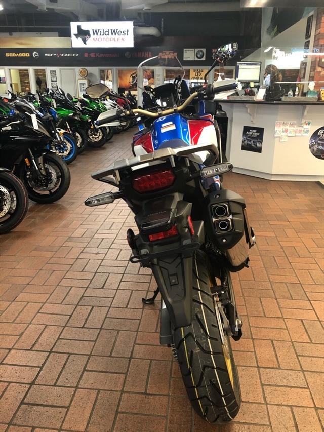 2019 Honda Africa Twin DCT at Wild West Motoplex