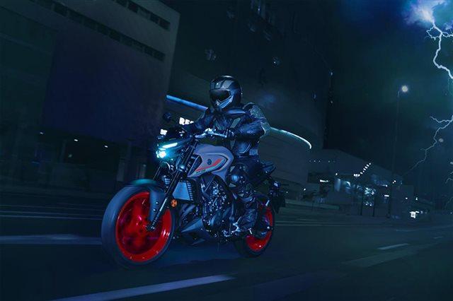 2021 Yamaha MT 03 at Wild West Motoplex