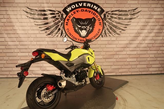 2018 Honda Grom Base at Wolverine Harley-Davidson