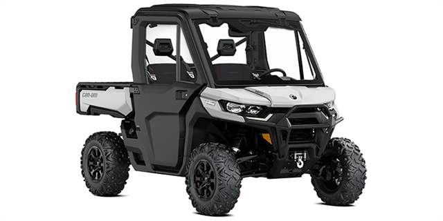 2021 Can-Am Defender MAX Limited HD10 at ATV Zone, LLC