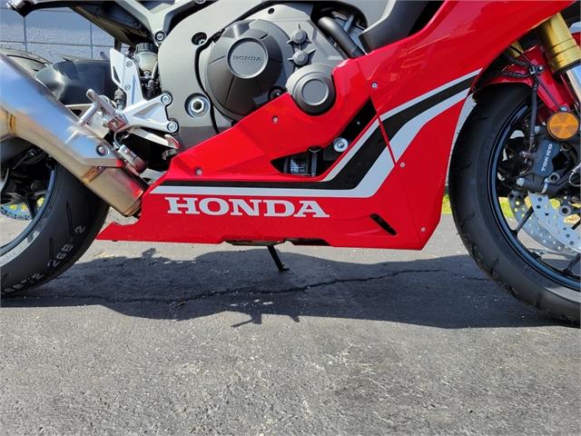 2021 Honda CBR1000RR Base at Powersports St. Augustine