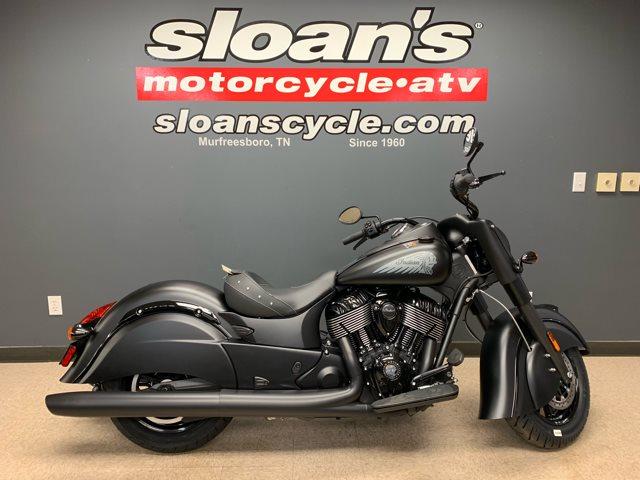 2019 Indian Chief Dark Horse at Sloan's Motorcycle, Murfreesboro, TN, 37129