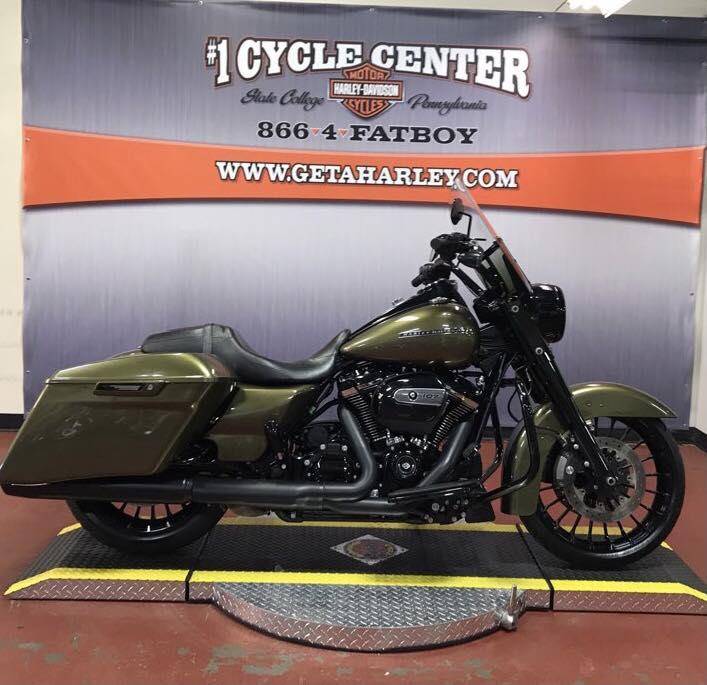 2017 Harley-Davidson Road King Special at #1 Cycle Center Harley-Davidson