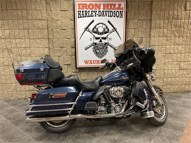 2009 Harley-Davidson Electra Glide Ultra Classic at Iron Hill Harley-Davidson