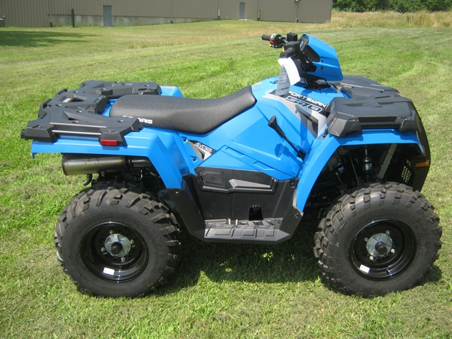 2019 Polaris Sportsman 570 EPS at Brenny's Motorcycle Clinic, Bettendorf, IA 52722