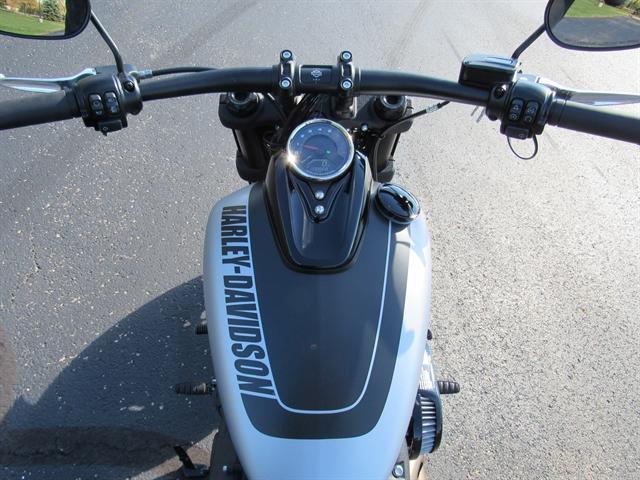 2020 Harley-Davidson Softail Fat Bob 114 at Conrad's Harley-Davidson