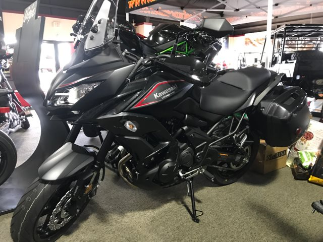 2018 Kawasaki Versys 650 ABS at Dale's Fun Center, Victoria, TX 77904