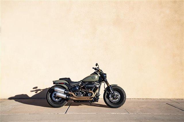 2021 Harley-Davidson Cruiser Fat Bob 114 at Garden State Harley-Davidson