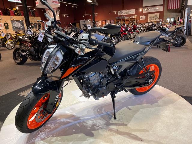 2020 KTM Duke 790 at Martin Moto