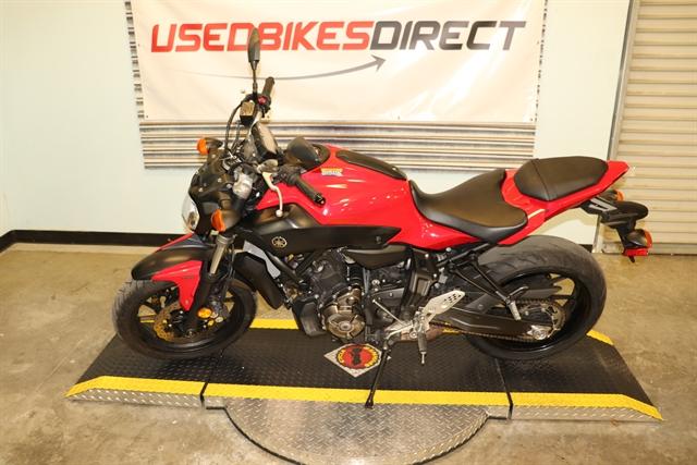 2017 Yamaha FZ 07 at Used Bikes Direct