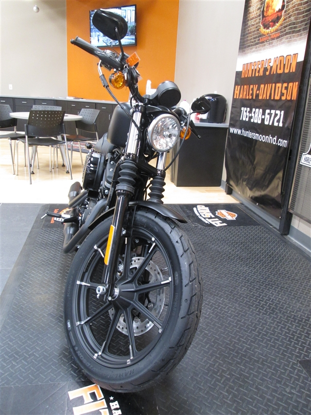 2019 Harley-Davidson Sportster Iron 883 Under $10K at Hunter's Moon Harley-Davidson®, Lafayette, IN 47905