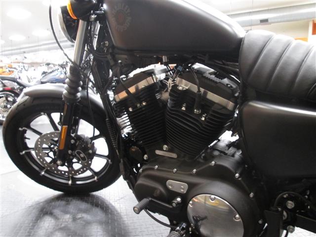 2019 Harley-Davidson Sportster Iron 883 Under $10K at Hunter's Moon Harley-Davidson®, Lafayette, IN 47905