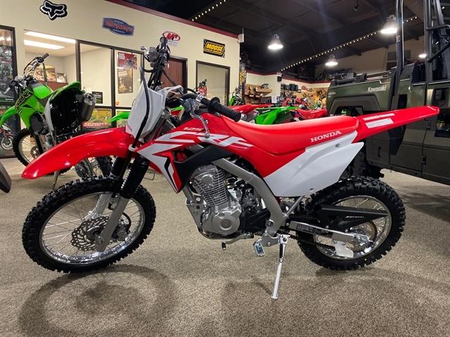2021 Honda CRF 125F at Dale's Fun Center, Victoria, TX 77904