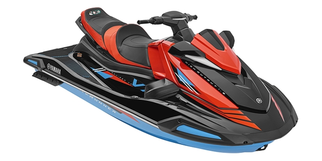 2022 Yamaha WaveRunner VX Cruiser HO at Friendly Powersports Slidell