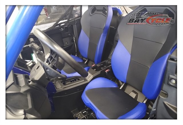 2021 Honda SXS10S2RM 1000R FOX Live Valve at Bay Cycle Sales