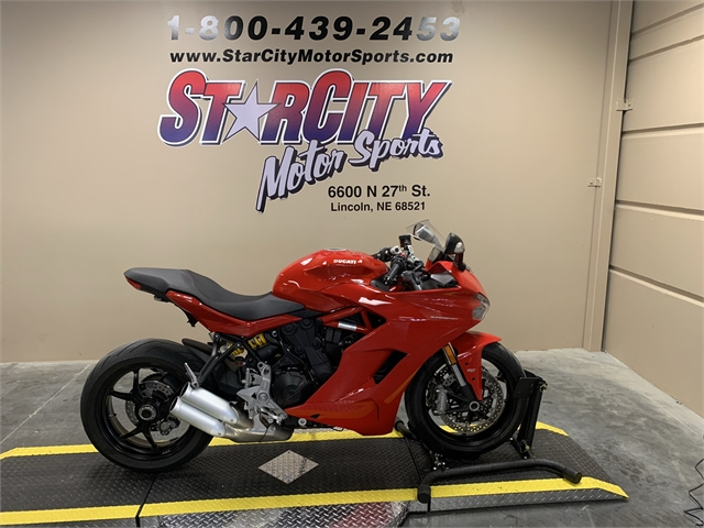 2018 Ducati SuperSport Base at Star City Motor Sports