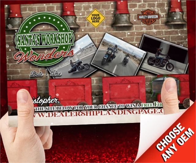 Santa's Workshop Wonders Powersports at PSM Marketing - Peachtree City, GA 30269