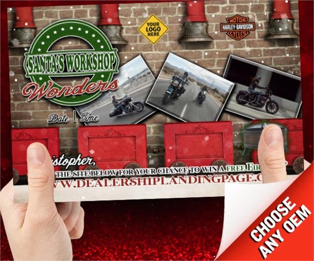 Santa's Workshop Wonders Powersports at PSM Marketing - Peachtree City, GA 30269