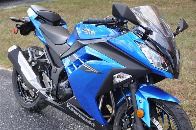 2017 Kawasaki Ninja 300 Base at Seminole PowerSports North, Eustis, FL 32726