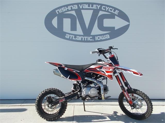 2021 SSR Motorsports SR125 125TR at Nishna Valley Cycle, Atlantic, IA 50022