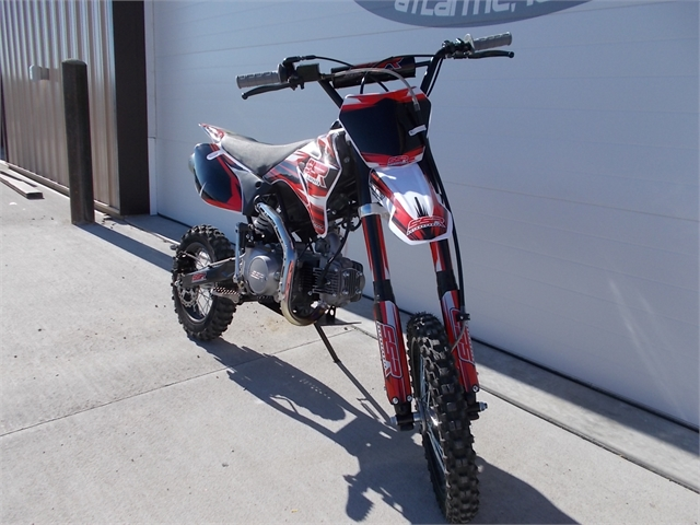 2021 SSR Motorsports SSR 125TR at Nishna Valley Cycle, Atlantic, IA 50022