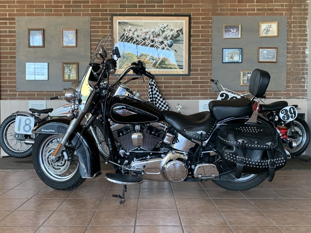 2013 Harley-Davidson Softail Heritage Softail Classic at South East Harley-Davidson