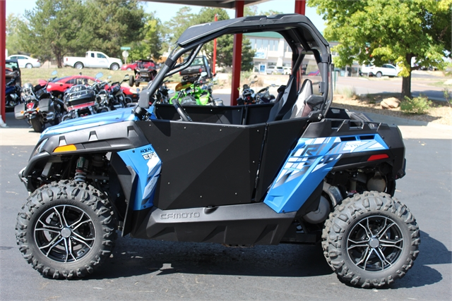 2018 CFMOTO ZFORCE 800 Trail at Aces Motorcycles - Fort Collins