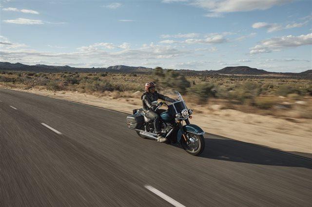 2020 Harley-Davidson FLHCS Heritage Classic 114 at Mike Bruno's Northshore Harley-Davidson