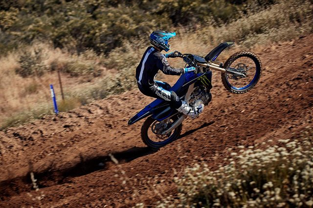 2021 Yamaha YZ 250F Monster Energy Yamaha Racing Edition at Star City Motor Sports