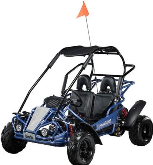 2021 HAMMERHEAD MUDHEAD 208 BLUE at Got Gear Motorsports