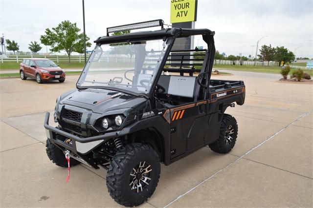 2021 Kawasaki Mule PRO-FXR Base at Shawnee Honda Polaris Kawasaki